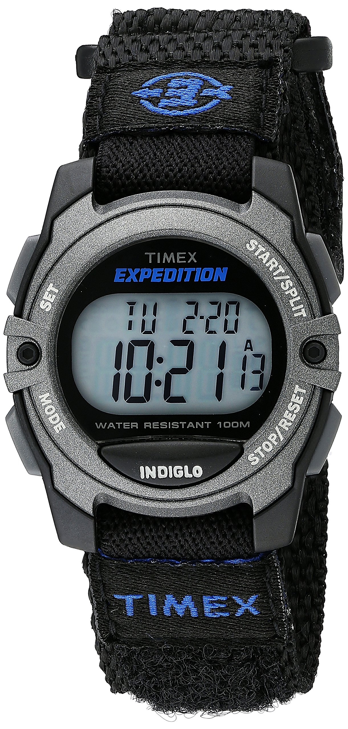 Timex Expedition Digital Chrono Alarm Timer 33mm Watch by Timex