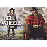 Hell on Wheels: The Complete Fifth Season [DVD]