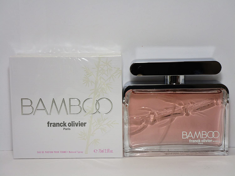 Amazon.com : Bamboo by Franck Olivier for Women Eau de Parfum Spray 2.5 oz : Beauty