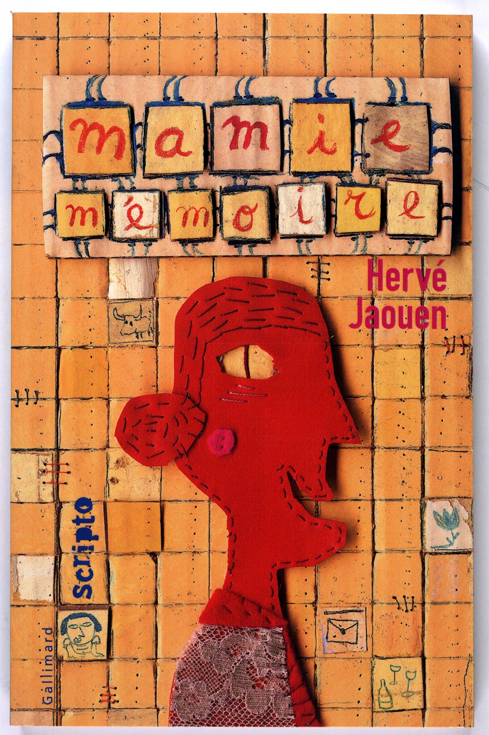 Mamie mémoire (Scripto Jeune)