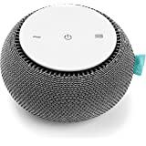 SNOOZ White Noise Machine - Real Fan Inside, Control via iOS and Android App - Cloud