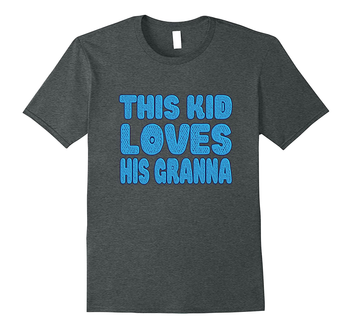 This kid loves his granna shirt-Vaci