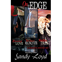 On The Edge: A Romantic Mystery Set
