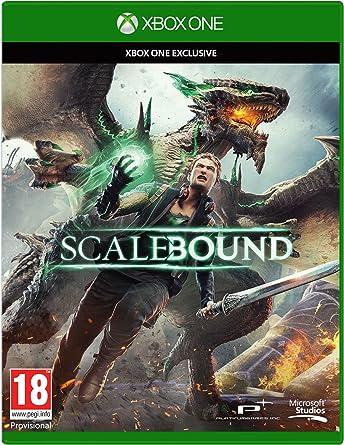 Scalebound (Xbox One) [Importación Inglesa]: Amazon.es: Videojuegos