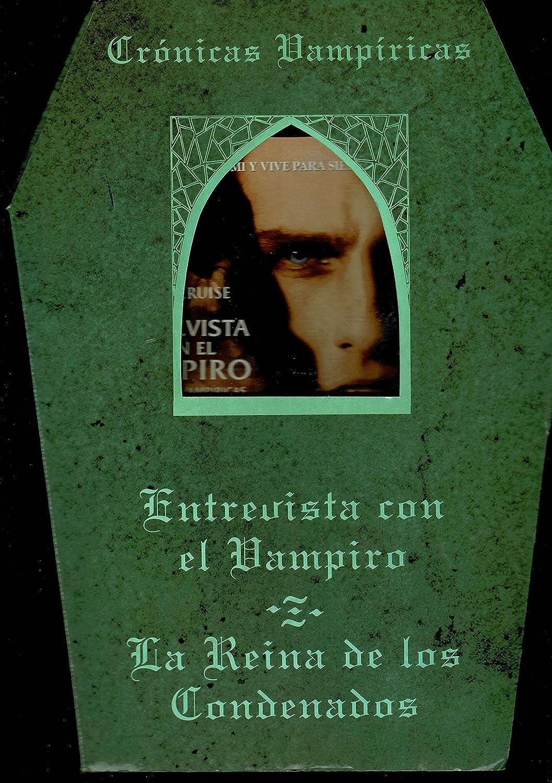 ENTREVISTA CON EL VAMPIRO-LA REINA DE LOS CONDENADOS DVD -PACK EDICION LIMITADAS 4500 EJEMPLARES .: Amazon.es: Cine y Series TV