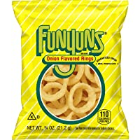 Deals on 40-Pack Funyuns Onion Flavored Rings 0.75oz
