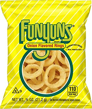 40-Pack Funyuns Onion Flavored Rings, 75 Ounce