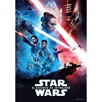 Star Wars El Ascenso de Skywalker Steelbook (Blu-ray+DVD)