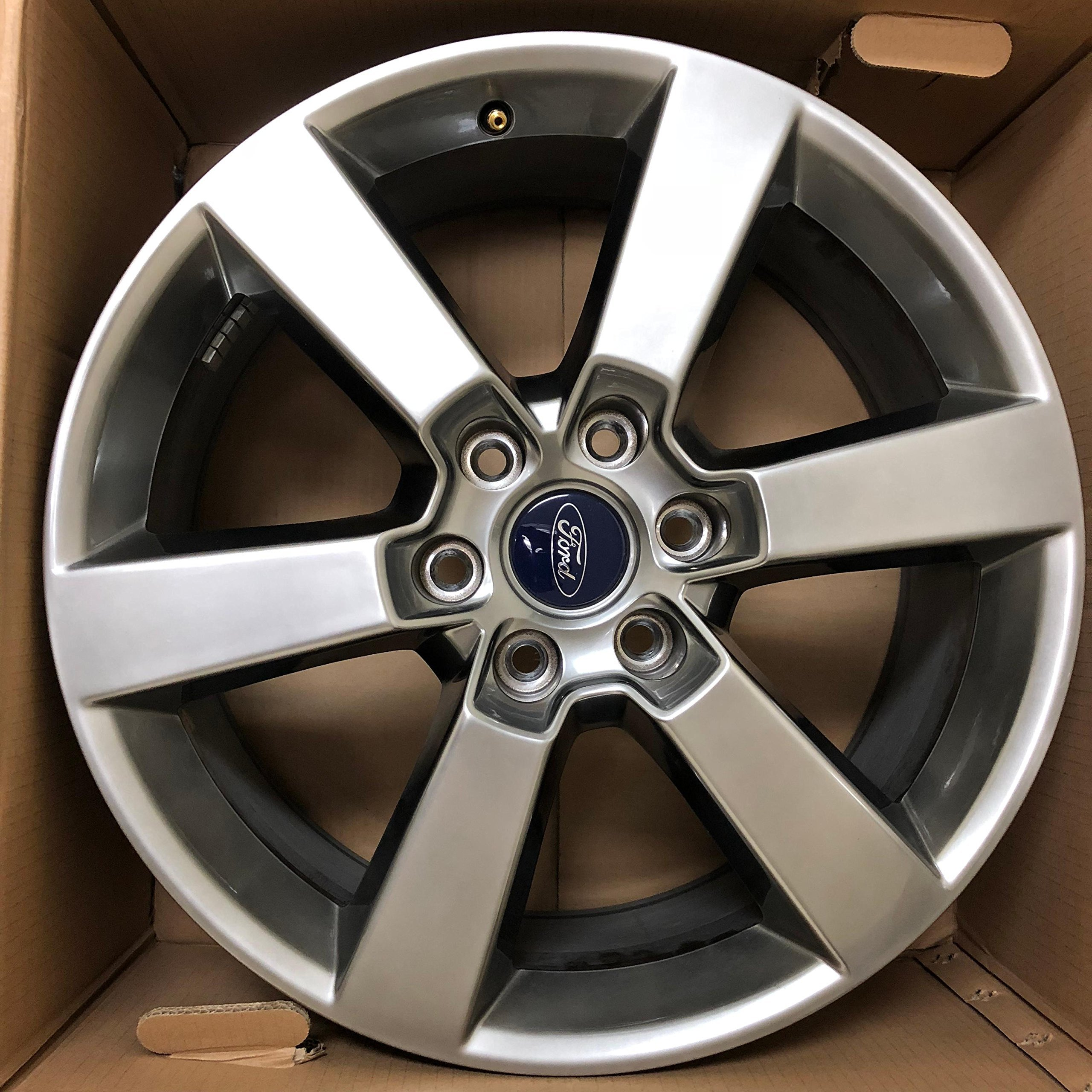 Ford F150 Factory Rims For Sale >> Galleon 20 Inch 2015 2016 2017 Ford F150 Hyper Charcoal