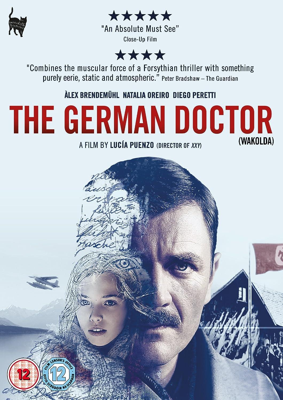 The German Doctor (Wakolda) [Reino Unido] [DVD]: Amazon.es: Alex Brendemuhl, Natalia Oreiro, Diego Peretti, Elena Roger, Guillermo Pfening, Ana Pauls, ...