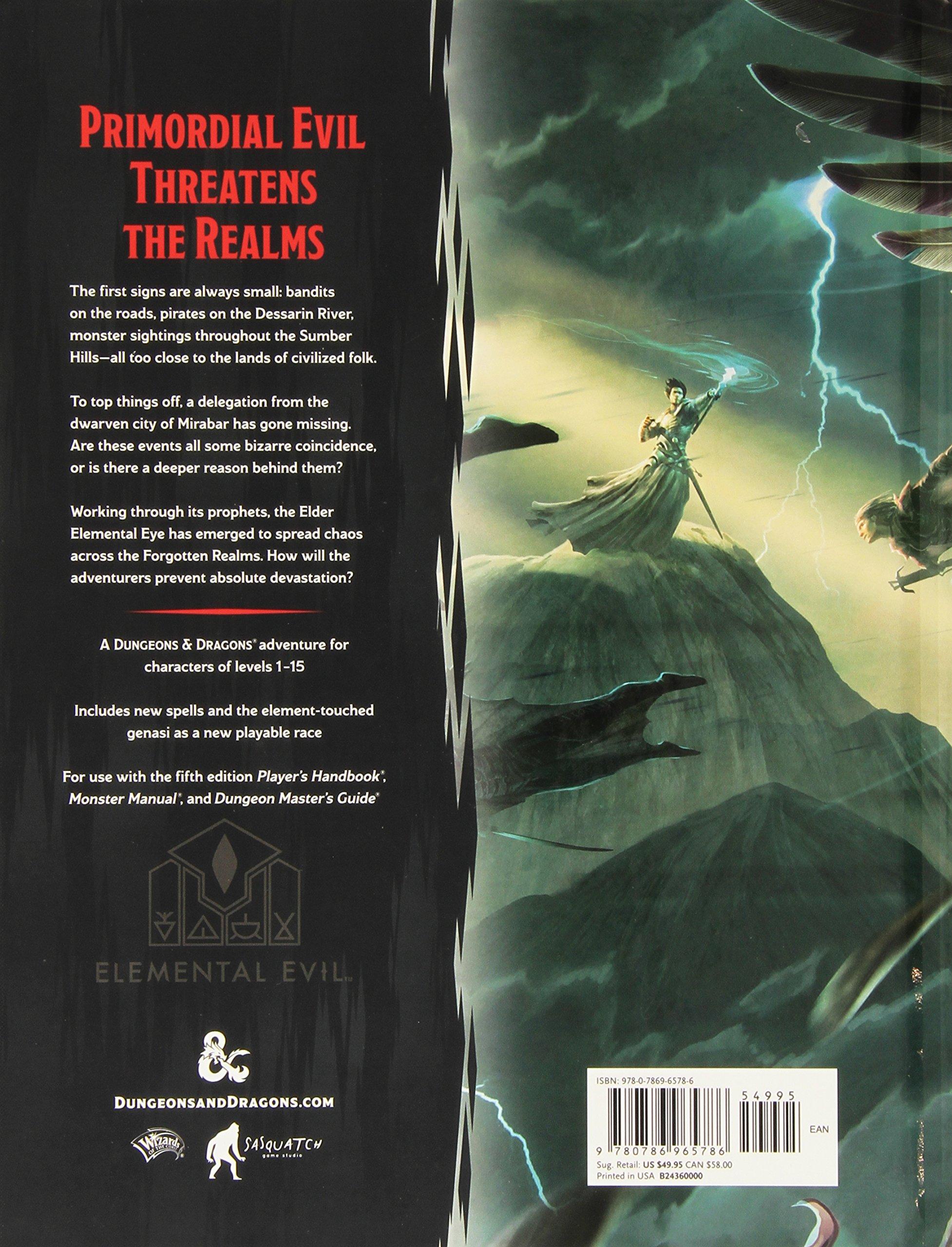 Amazon com: Princes of the Apocalypse (Dungeons & Dragons