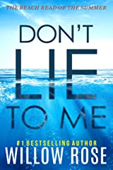 DON'T LIE TO ME (Eva Rae Thomas Mystery Book 1) Kindle Edition