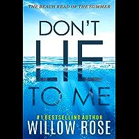DON'T LIE TO ME (Eva Rae Thomas Mystery Book 1)
