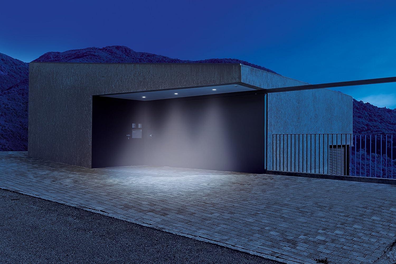 240 V black 4 M range 1000 W 240V LED suitable Steinel Built-in Motion Sensor Is 360-1 Max 032852 1000W 1000 W switching capacity 360/° sensor