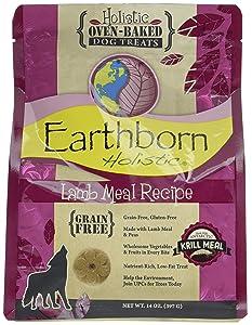 Earthborn Holistic Lamb Meal Recipe Holistic Oven-baked Dog Treats (Lamb)