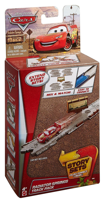 Radiator Springs Track Pack Disney//Pixar Cars Story Sets