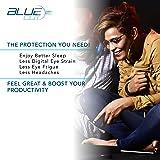 Blue Light Blocking Glasses - Anti-Fatigue Computer