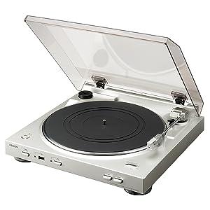 DENON アナログレコードプレーヤー DP-200USBSP