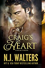 Craig's Heart (Legacy Series Book 7) Kindle Edition