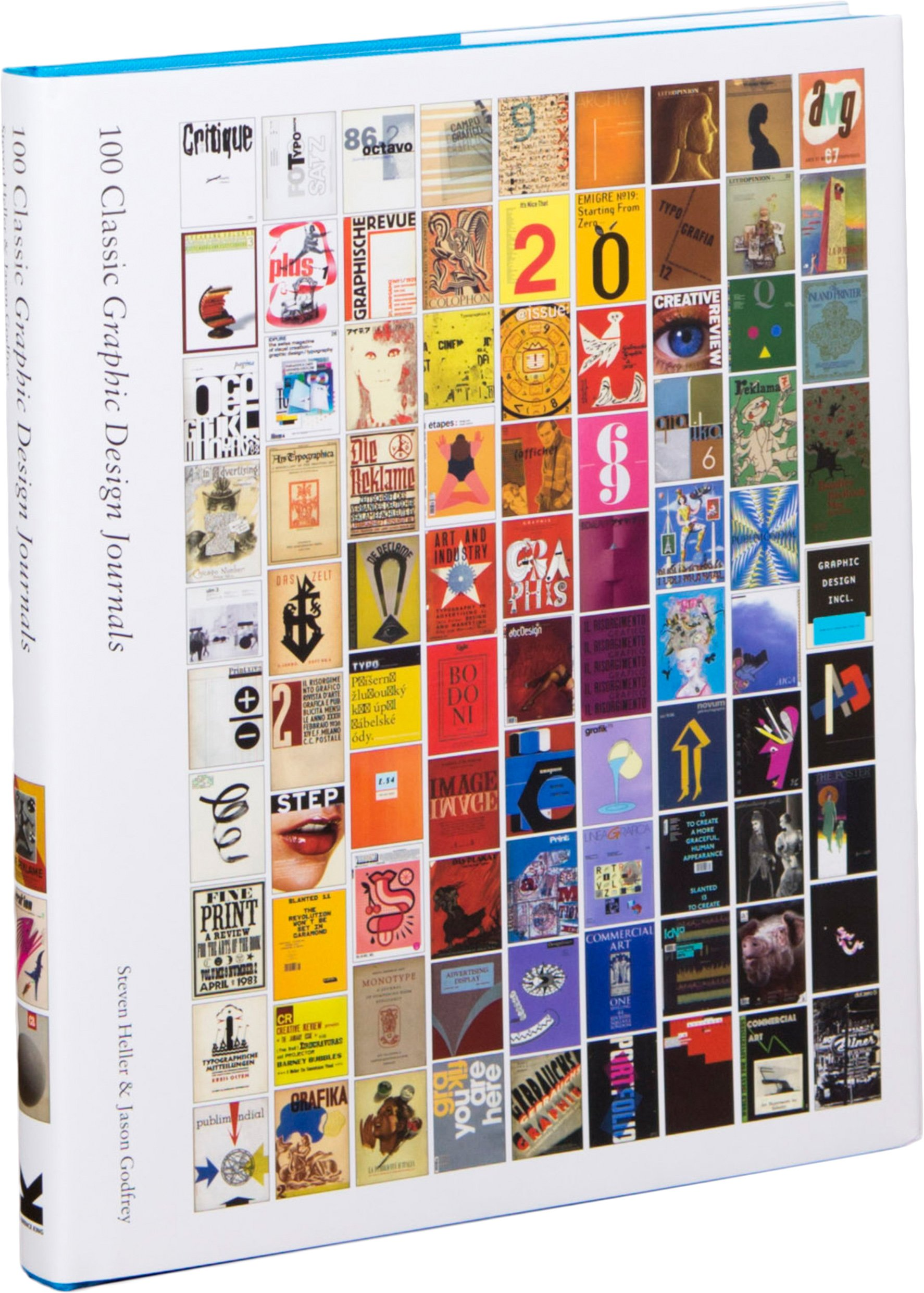 100 classic graphic design journals steven heller jason godfrey 100 classic graphic design journals steven heller jason godfrey 9781780673363 amazon books fandeluxe Gallery