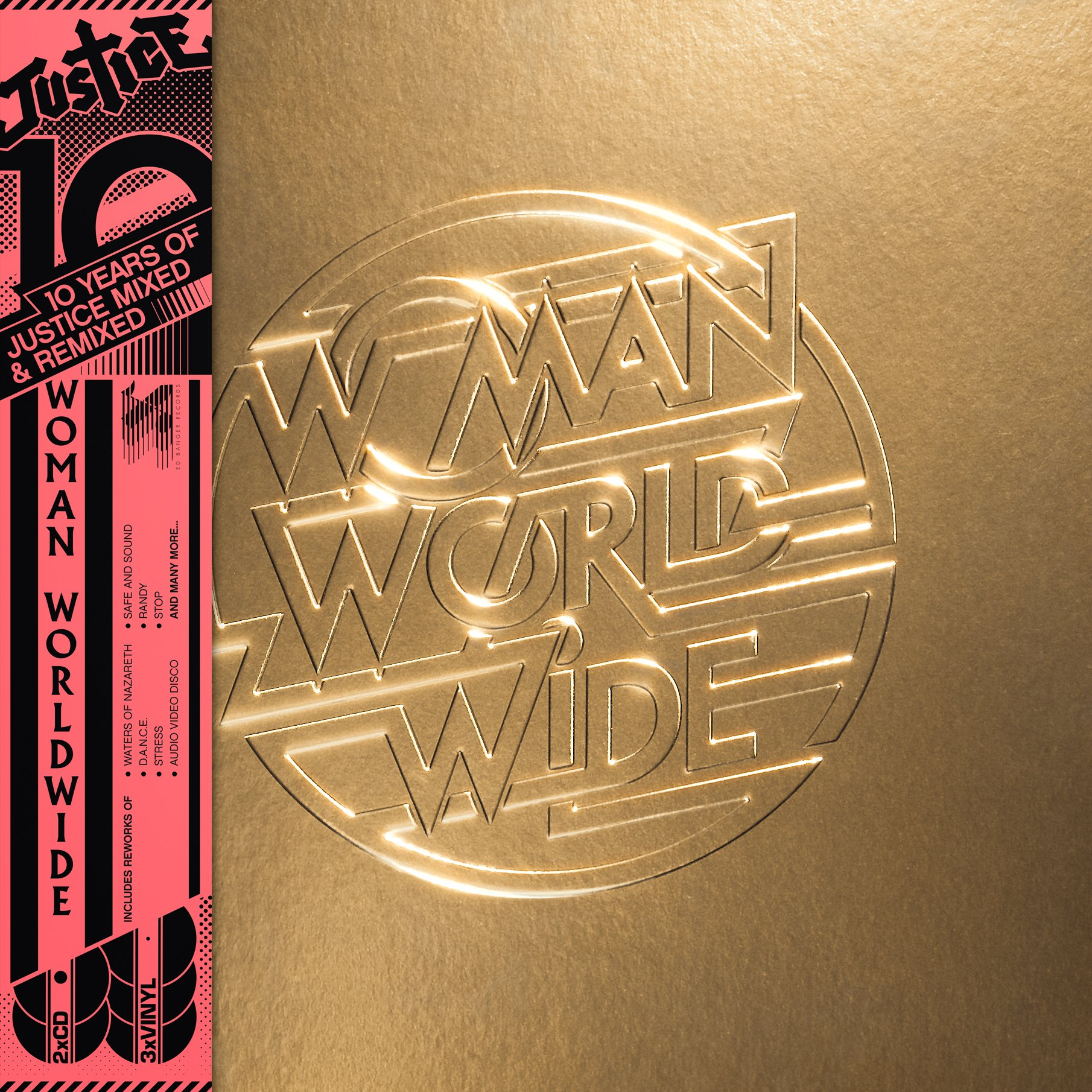 Woman Worldwide [3 LP/2 CD] by Because