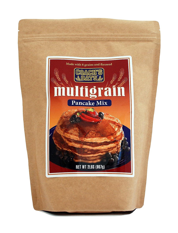 Amazon.com : Coachs Oats Multigrain Pancake Mix, 2 Pound : Grocery & Gourmet Food