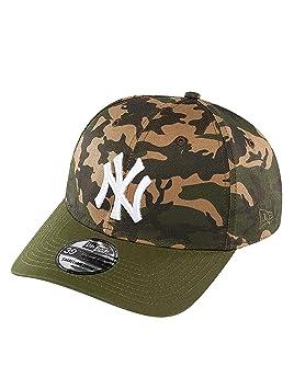 A NEW ERA Era Era Era Camo Stretch NY Yankees Gorra, Hombre, Verde ...