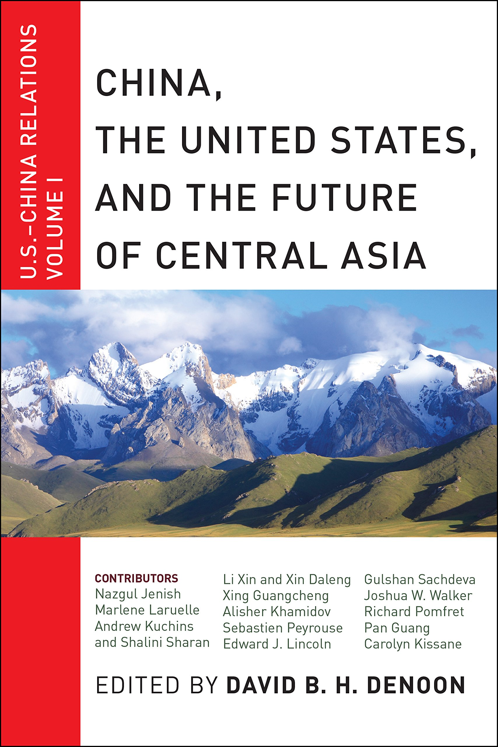 China The United States And The Future Of Central Asia US - Xin zip code us