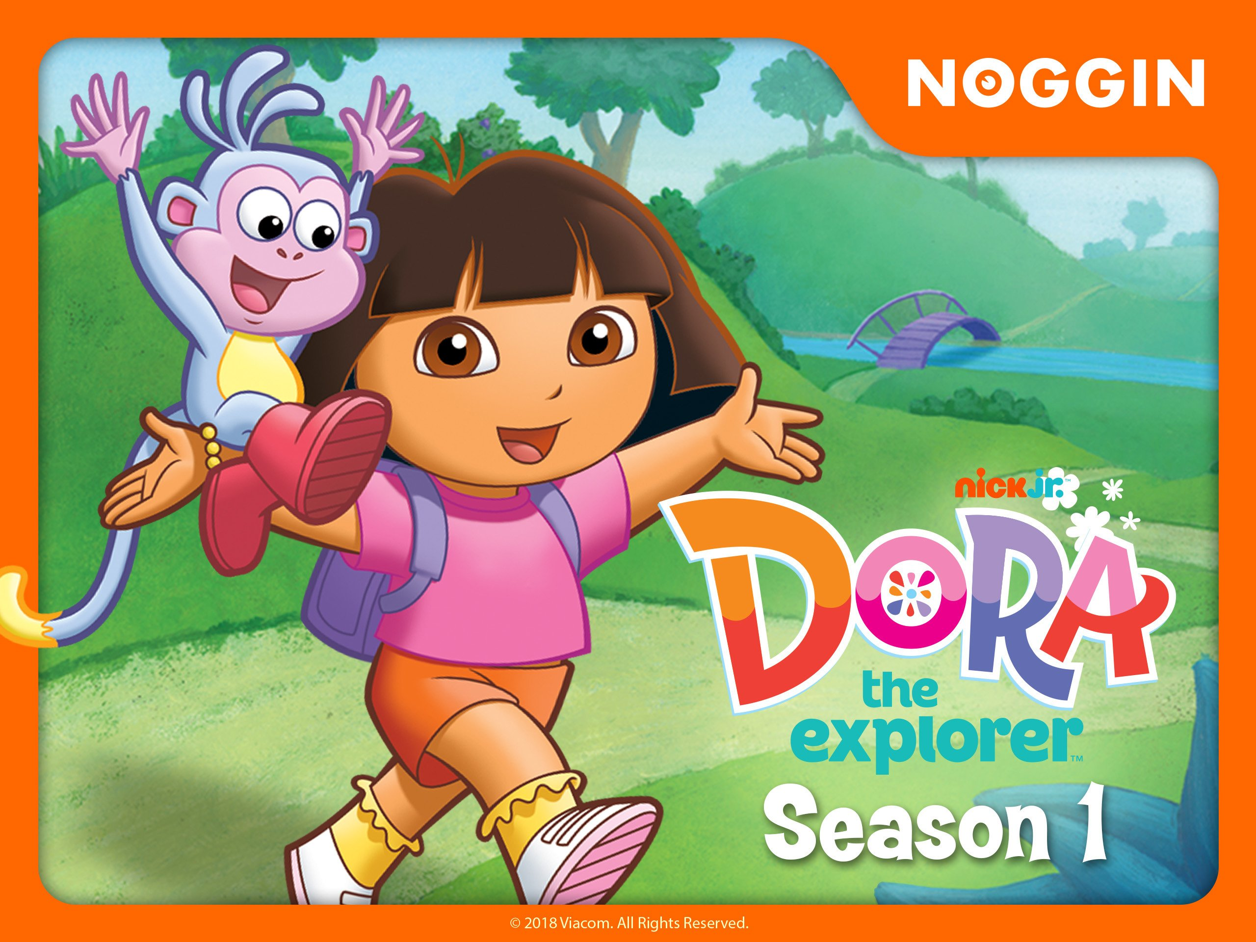 Amazon Com Watch Dora The Explorer Season 1 Prime Video