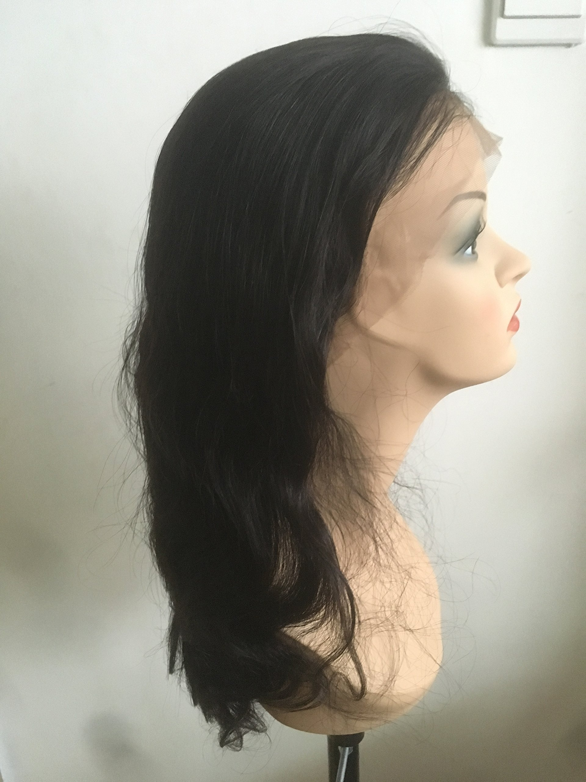 100% top quality indian remi full lace wig 16inch by superiorlacewigs (Image #2)