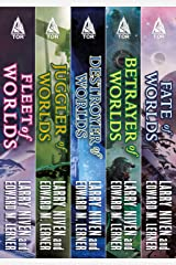 The Complete Fleet of Worlds: A Ringworld Series: Fleet of Worlds, Juggler of Worlds, Destroyer of Worlds, Betrayer of Worlds, Fate of Worlds (Known Space) Kindle Edition