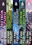 The Complete Fleet of Worlds: A Ringworld Series: Fleet of Worlds, Juggler of Worlds, Destroyer of Worlds, Betrayer of…