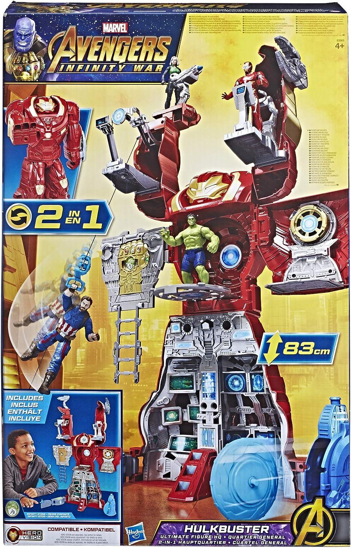 Chibi Iron Man Hulk Buster Porte-Cartes de Voyage avec /étiquette de Bagage - LGT521 Multicolore Multicolore