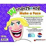 Dowling Magnets Wonderboard Magnet Set: Make a Face