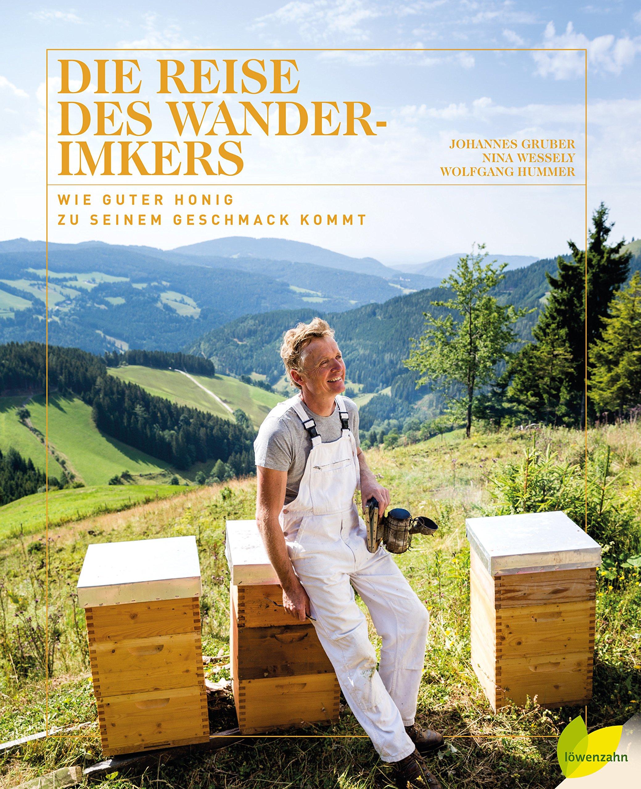 Die Reise des Wanderimkers: Wie guter Honig zu seinem Geschmack kommt