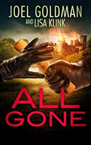 All Gone (Ireland & Carter Thrillers Book 2)