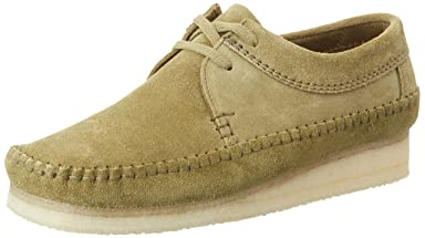 Weaver: Forest Green Suede