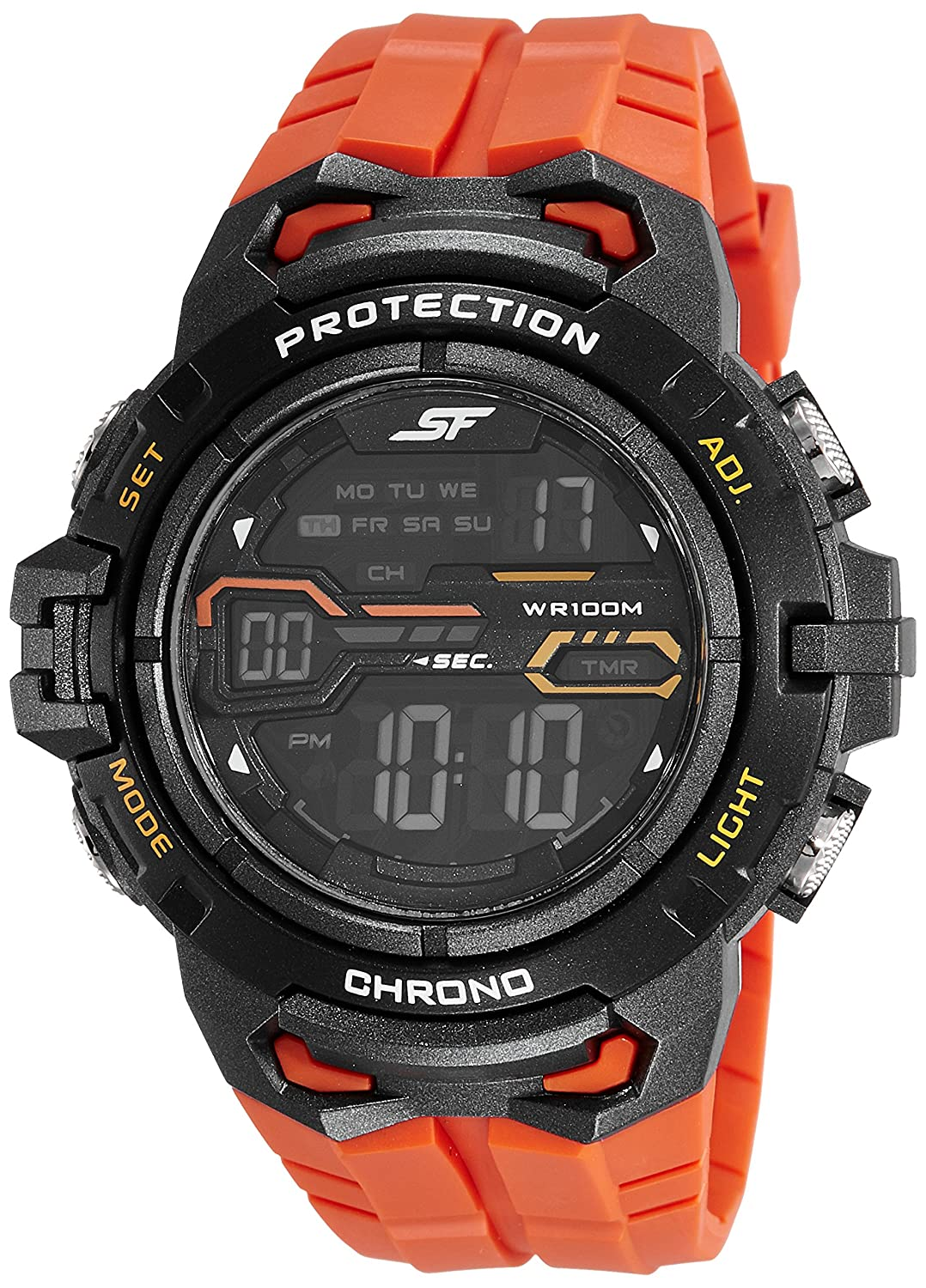 Sonata Fibre Best Digital Watches under 2000 that are Worth Buying in India
