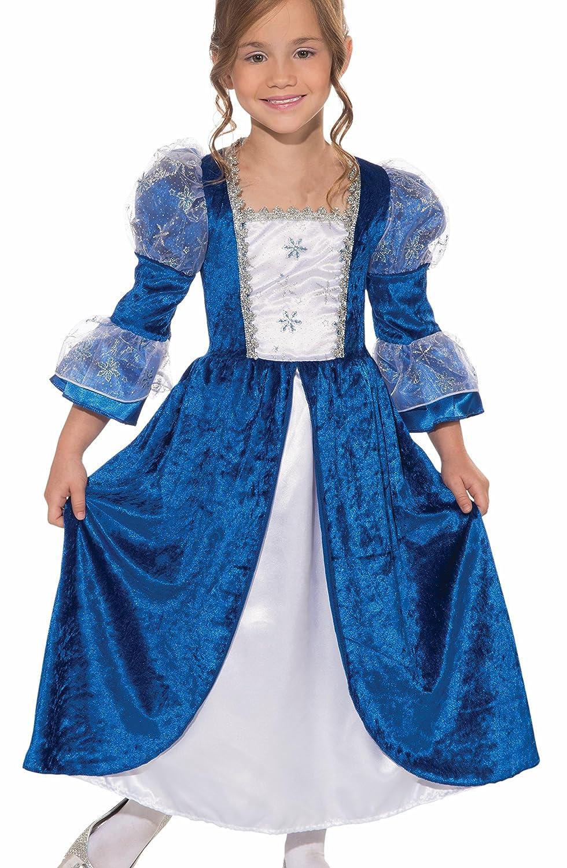 Frost Princess Child's Costume