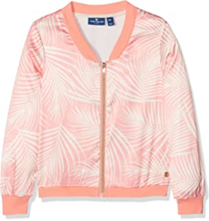 456db616b22d TOM TAILOR Tom Tailor Mini Girls - geblümte Softshell-Jacke - strong ...