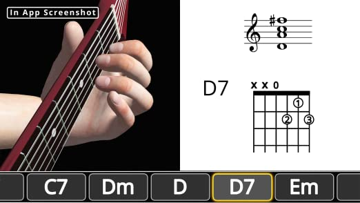 Amazon.com: Basic Guitar Chords 3D: Appstore for Android