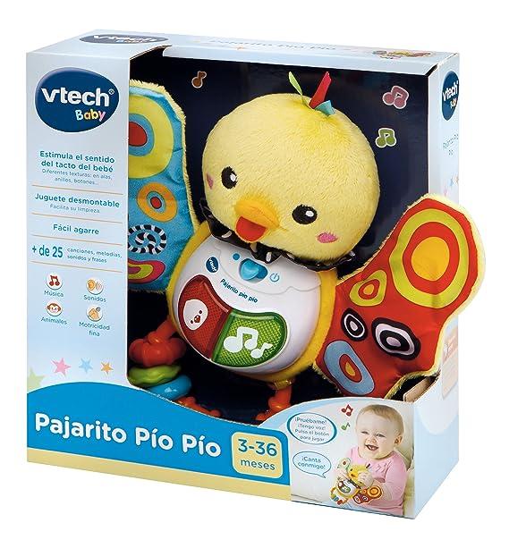 VTech-80-185322 Sonajero con Voz, Color (3480-185322): Amazon.es: Juguetes y juegos