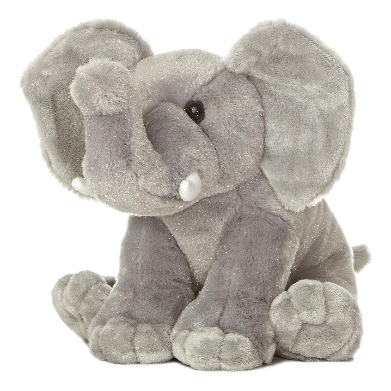 amazon com aurora world destination nation elephant plush 9 toys