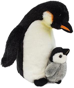 Plüschtier Stofftier Kaiserpinguin Pinguin Höhe ca. 30cm Kuscheltier