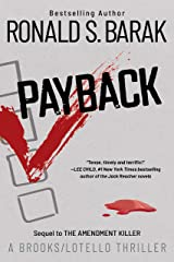 Payback (Brooks/Lotello Thriller Book 3) Kindle Edition