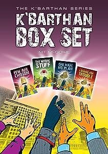 K'Barthan Series Box Set: Comedic sci fi fantasy
