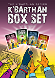 K'Barthan Series Box Set: Comedic sci fi fantasy