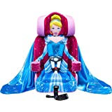 KidsEmbrace Cinderella Booster Car Seat Disney Combination 5 Point Harness With Cape