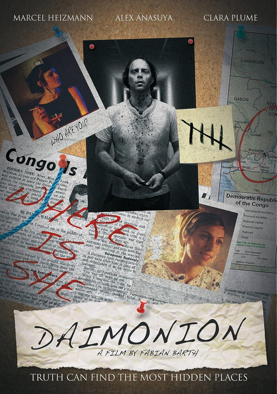 Daimonion Cover