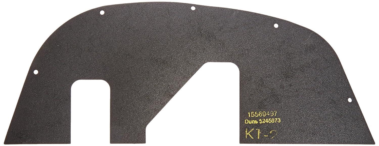 Front Genuine GM 15569497 Wheelhouse Splash Shield